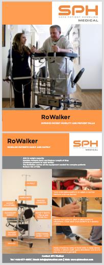 RoWalker Brochure